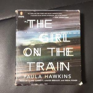 Audiobook: Girl On The Train